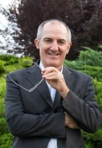 Fabio Pettarin, socio fondatore e presidente di Tecnest