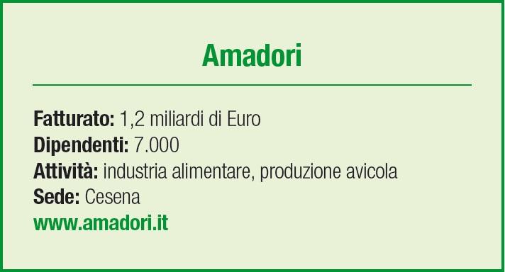 Amadori - scheda azienda
