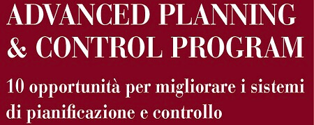 Advanced Planning & Control Program