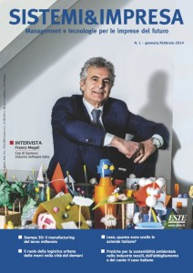 La nuova copertina di Sistemi&Impresa