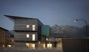 La nuova sede di Agomir a Lecco