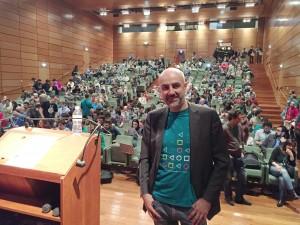 Francesco Ronchi, CEO Synesthesia