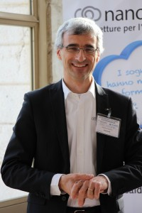 Mattia Paolini, marketing manager Nanosoft