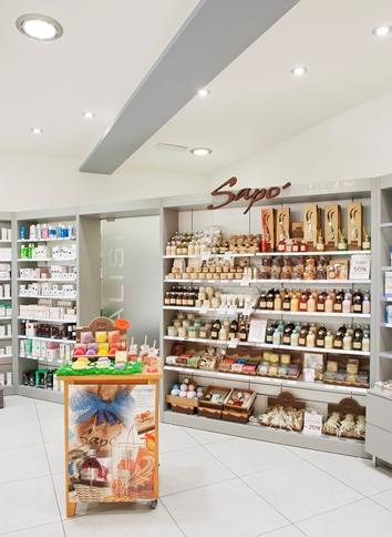 Il corner di Sapo' in farmacia