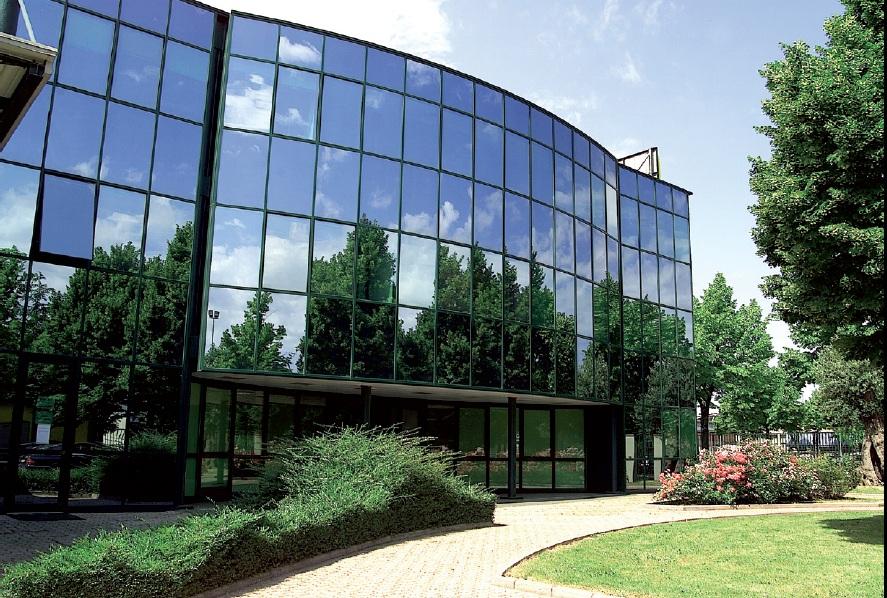 La sede di Olitalia a Forli'
