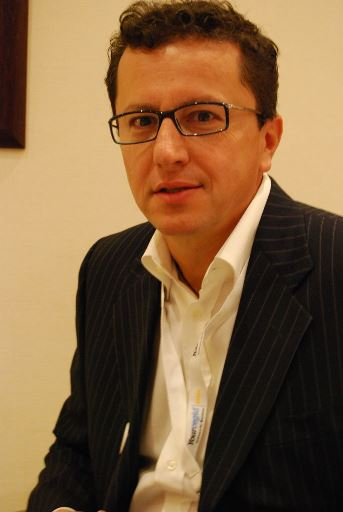 Mario Davalli, Country Manager Cegid