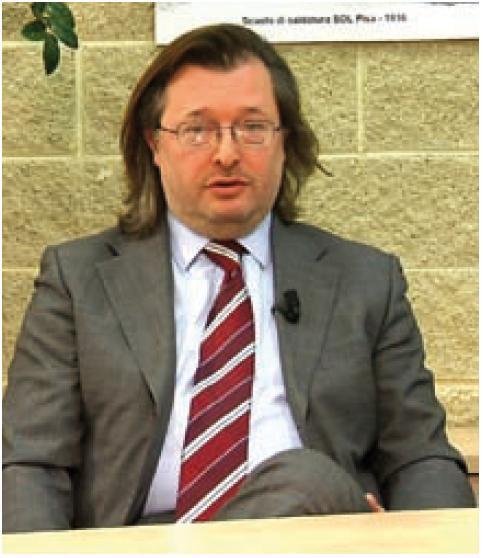 Massimo Naselli, Responsabile amministrazione del personale di Sol