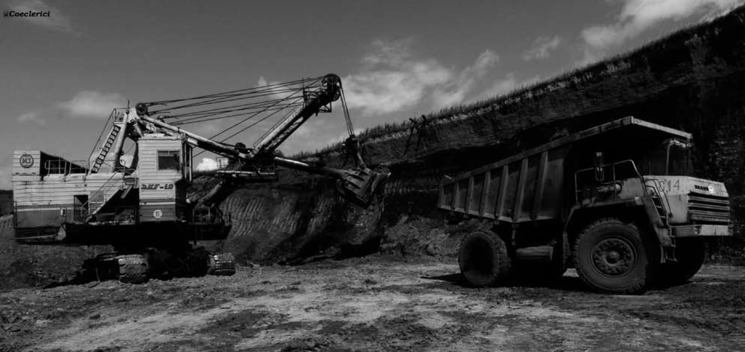 Miniera Coeclerici in Siberia