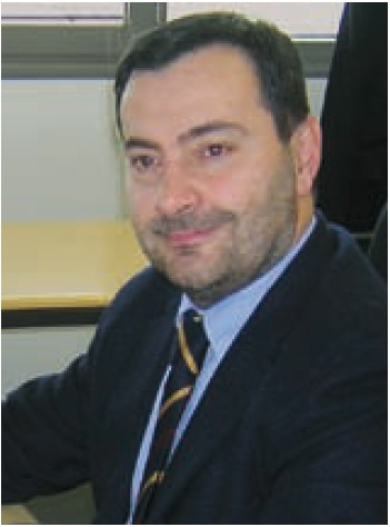 Paolo Alessandrini, Business Development Manager Balluff