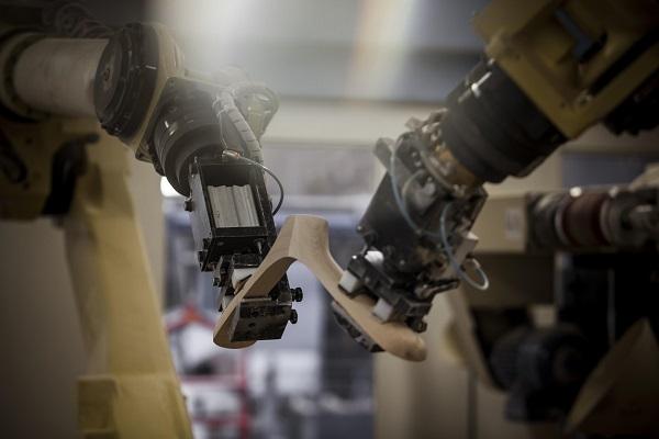 Toscanini robot innovazione