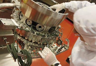 Turbo-pompa ad ossigeno liquido del lanciatore Ariane 5
