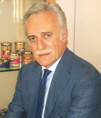 Vito Gulli, Presidente di Generale Conserve