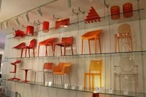 Kartell flagship store Milano