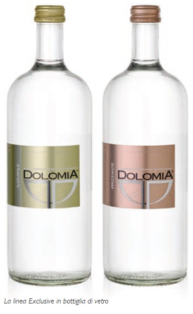 packaging dolomia