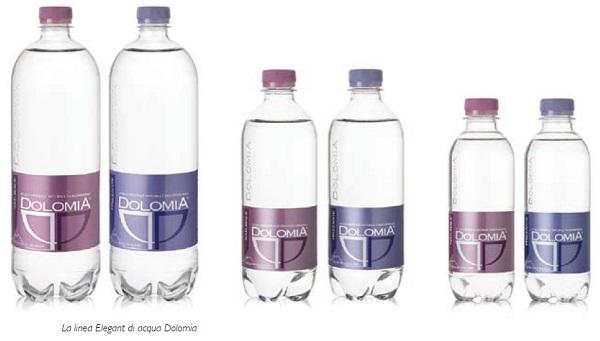 linea bottiglie dolomia