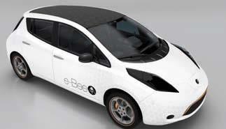 eBee - auto futuristica