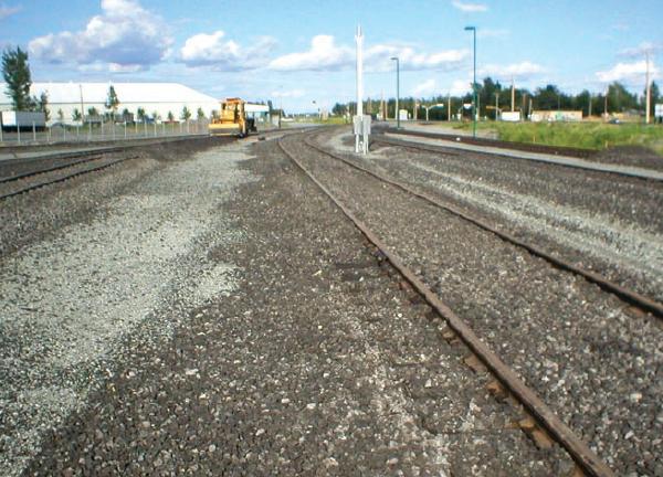 Ferrovia scorie