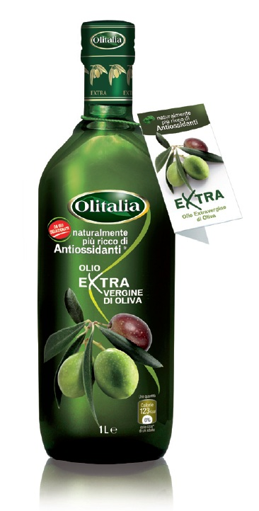 olio extra vergine Olitalia