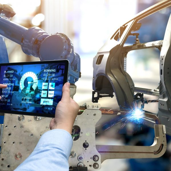 IIOT Internet of things manufacturing Relayr