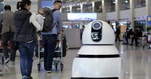 robot e servizio al cliente