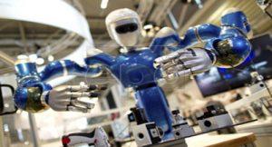 robot sensoristica