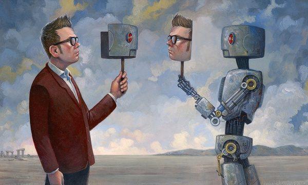 uomo robot